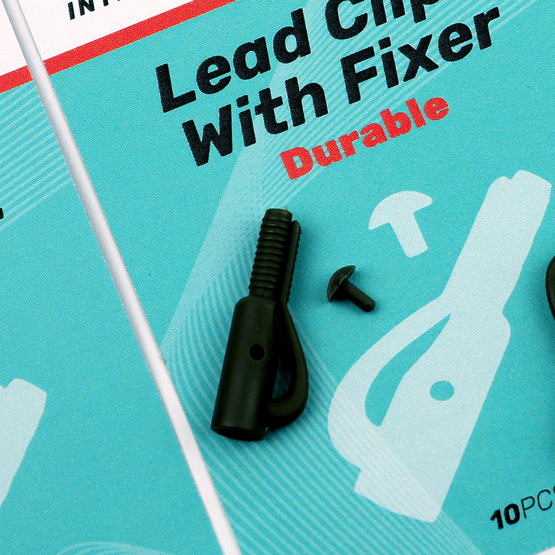 Lead Clips With Fixer