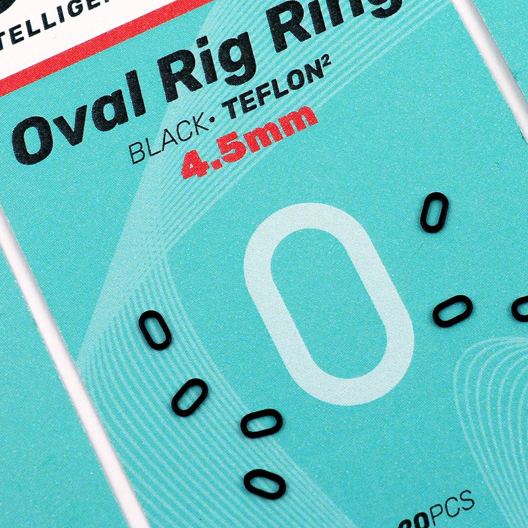 Oval Rig Black